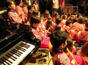 Participação no Recital no CCC