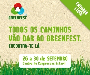 Greenfest - Convite