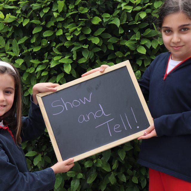 Show_an_tell