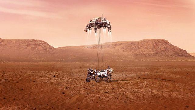 Mars – NASA Talk